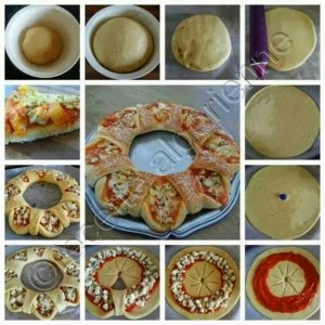 beautiful homemade pizza idea_n