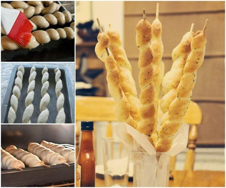Pizza Factory Breadsticks!