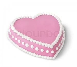 1752045-pink-heart-shape-marzipan-cake-decorated-with-white-whipped-cream