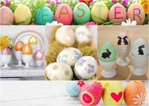 Eggs-Decorating-For-Easter-Day
