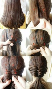Easy-Braids-Hairstyles-for-Medium-Straight-Hair