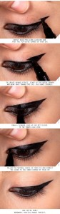 Vintage-Triple-Winged-Eyeliner-