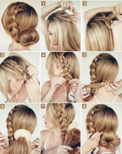 big-braided-bun-elegant-hairstyle-21