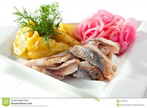 cold-fish-dishes-fish-potato-salted-boiled-pickled-onions-42528754